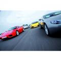 Nissan GTR vs. Lamborghini Gallardo Showdown